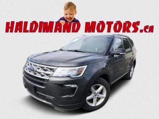 Used 2018 Ford Explorer XLT 2WD for sale in Cayuga, ON