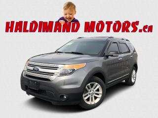 Used 2014 Ford Explorer XLT 4WD for sale in Cayuga, ON