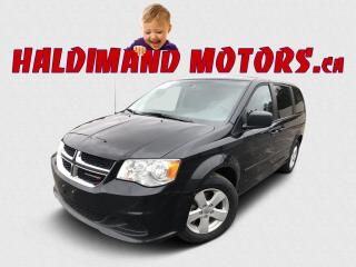 Used 2017 Dodge Grand Caravan CVP for sale in Cayuga, ON