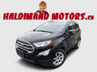 Used 2018 Ford EcoSport SE 2WD for sale in Cayuga, ON