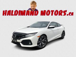 Used 2018 Honda Civic SI for sale in Cayuga, ON