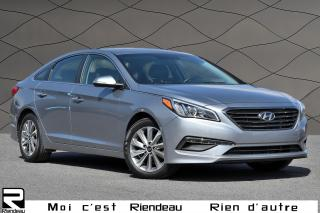 Used 2016 Hyundai Sonata Auto GLS Special Edition + Cuir + Toit ouvrant for sale in Ste-Julie, QC