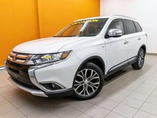 Used 2016 Mitsubishi Outlander SE AWC V6 TOURING *7 PLACES* TOIT *CAMERA* PROMO for sale in Mirabel, QC