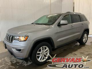 Used 2017 Jeep Grand Cherokee Laredo V6 4X4 Mags Caméra Volant Chauffant for sale in Shawinigan, QC