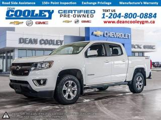 Used 2018 Chevrolet Colorado 4WD Z71 for sale in Dauphin, MB