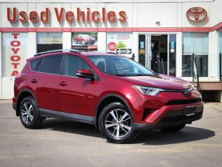 Used 2018 Toyota RAV4 LE AWD HEAT-SEAT ALLOYS REV-CAM 1-OWNER !!!!! for sale in North York, ON