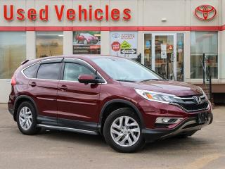Used 2015 Honda CR-V EX-L AWD ALLOYS LEATHER SUNROOF YES WE ARE OPEN! for sale in North York, ON