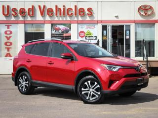 Used 2017 Toyota RAV4 LE AWD HEAT-SEAT ALLOYS REV-CAM 1-OWNER CERTIFIED! for sale in North York, ON