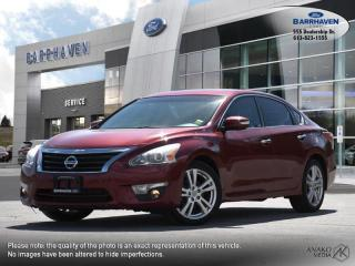 Used 2013 Nissan Altima 3.5 SL for sale in Ottawa, ON