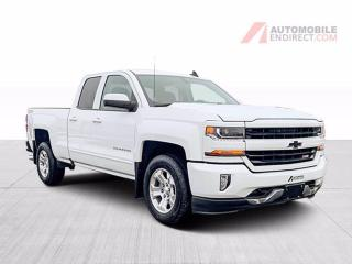 Used 2019 Chevrolet Silverado 1500 LT Z71 4WD DOUBLECAB V8 5.3L for sale in Île-Perrot, QC