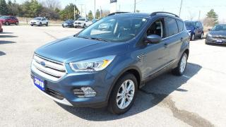 Used 2018 Ford Escape SEL for sale in New Hamburg, ON