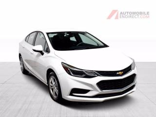 Used 2018 Chevrolet Cruze LT A/C MAGS CAMERA DE RECUL for sale in Île-Perrot, QC