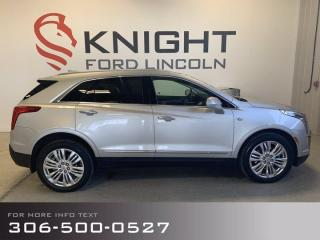 Used 2019 Cadillac XT5 Premium Luxury AWD for sale in Moose Jaw, SK