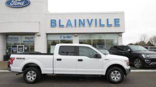 Used 2020 Ford F-150 XLT cabine SuperCrew 4RM caisse de 6,5 p for sale in Blainville, QC