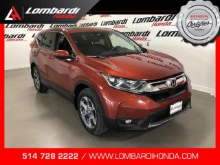 Used 2017 Honda CR-V EX AWD TOIT CAM  for sale in Montréal, QC