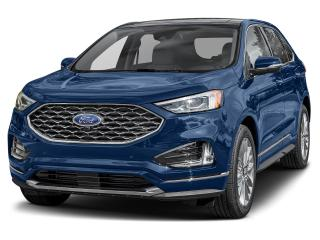 New 2021 Ford Edge SEL AWD for sale in Treherne, MB