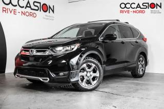 Used 2019 Honda CR-V EX-L AWD CUIR+TOIT.OUVRANT+CAM.RECUL for sale in Boisbriand, QC