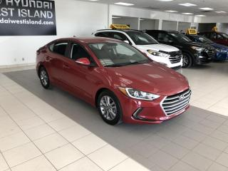 Used 2018 Hyundai Elantra GL AUTO A/C MAGS CAMÉRA CRUISE BT APPLE for sale in Dorval, QC