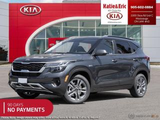New 2021 Kia Seltos LX for sale in Mississauga, ON