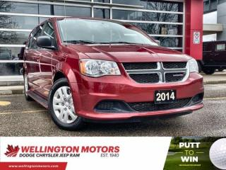 Used 2014 Dodge Grand Caravan SXT >> New Front & Rear Rotors >> Low Km's!! for sale in Guelph, ON