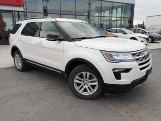 Used 2018 Ford Explorer XLT for sale in Kingston, ON