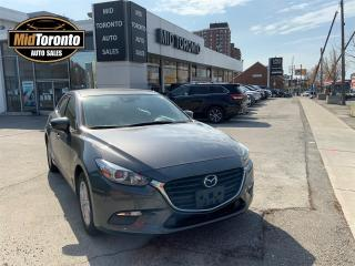 Used 2018 Mazda MAZDA3 GS SPORT NAVIGATION HATCHBACK NO ACCIDENTS NEW BRAKES for sale in North York, ON