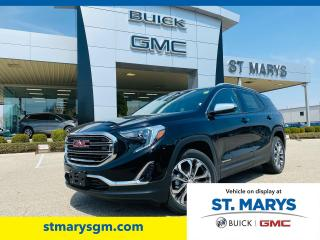 New 2021 GMC Terrain SLT AWD for sale in St. Marys, ON