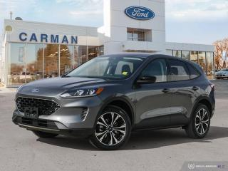 New 2021 Ford Escape 4dr SE for sale in Carman, MB