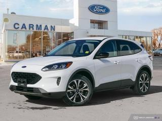 New 2021 Ford Escape SE for sale in Carman, MB