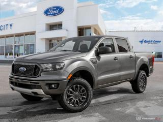 New 2021 Ford Ranger XLT for sale in Winnipeg, MB