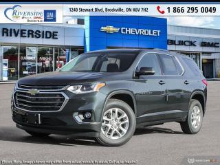 New 2021 Chevrolet Traverse LT True North for sale in Brockville, ON