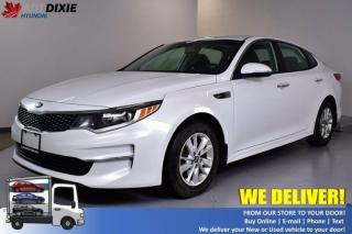 Used 2018 Kia Optima LX for sale in Mississauga, ON