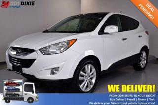 Used 2013 Hyundai Tucson Limited for sale in Mississauga, ON