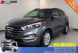Used 2016 Hyundai Tucson Luxury for sale in Mississauga, ON