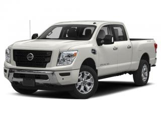 New 2021 Nissan Titan XD Platinum Reserve for sale in Peterborough, ON