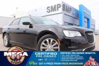 Used 2017 Chrysler 300 Touring - AWD, Leather, Sunroof, Nav, Remote Start, New Tires for sale in Saskatoon, SK