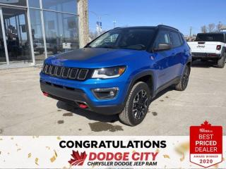 New 2021 Jeep Compass Trailhawk Elite for sale in Saskatoon, SK