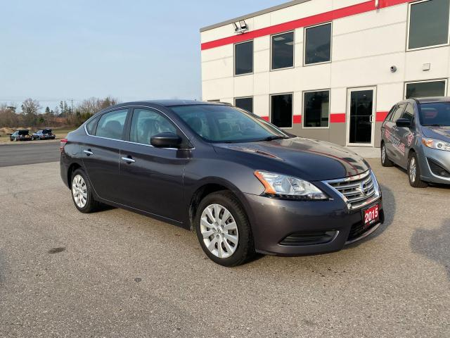 2015 Nissan Sentra S WITH BLUETOOTH