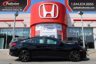 Used 2020 Honda Civic Sedan Sport - HONDA CERTIFIED - RATES STARTING @ 3.69% - for sale in Sudbury, ON