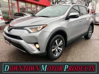 Used 2018 Toyota RAV4 XLE AWD for sale in London, ON