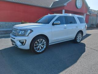 Used 2018 Ford Expedition Platinum for sale in Cornwall, ON
