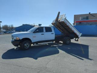 Used 2011 RAM 3500 ST for sale in Cornwall, ON