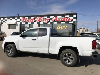 Used 2016 Chevrolet Colorado Ext. Cab 2WD Leather, Air, Backup Cam for sale in Saskatoon, SK