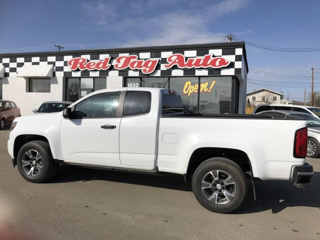 2016 Chevrolet Colorado Ext. Cab 2WD Leather, Air, Backup Cam