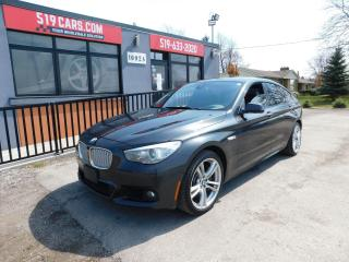 Used 2013 BMW 5 Series 550i xDrive | Leather | Nav | Sunroof for sale in St. Thomas, ON