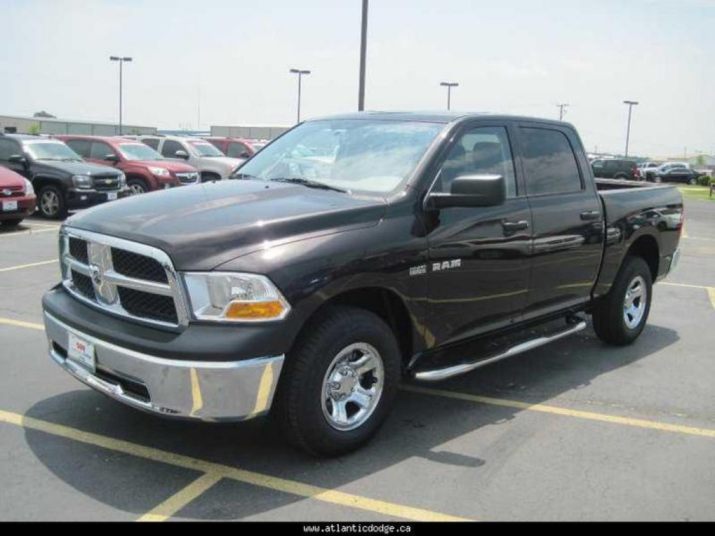 Used 2011 Dodge Ram 1500 Quad Cab 4X4 SXT for Sale in New ...