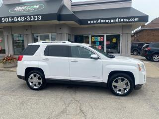 Used 2012 GMC Terrain SLT-2 for sale in Mississauga, ON