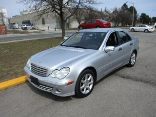 Used 2006 Mercedes-Benz C-Class 4matic for sale in Toronto, ON
