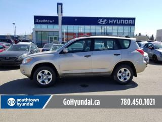 Used 2007 Toyota RAV4 AWD/POWER OPTIONS for sale in Edmonton, AB