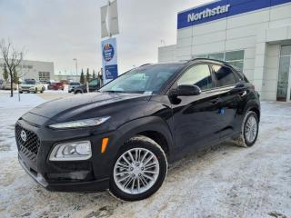 New 2021 Hyundai KONA LUXURY- PUSH BUTTON/LEATHER/SUNROOF/APPLE CAR PLAY/BACK UP CAM for sale in Edmonton, AB